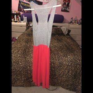 Dresses - Hi-low dress
